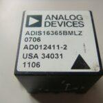 暴力拆解ADIS16365惯性传感器