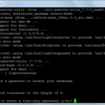 【RPi树莓派使用指南】使用VNC远程查看桌面