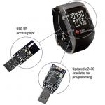 TI EZ430-CHRONOS-433无线手表开发套件